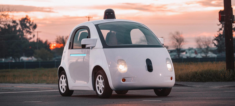 谷歌无人车开始