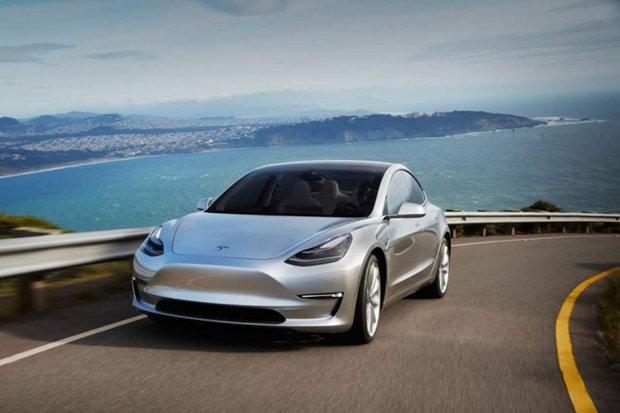 【特斯拉交付电池产扩充Model3确保】意思图雅诺什么汽车图片