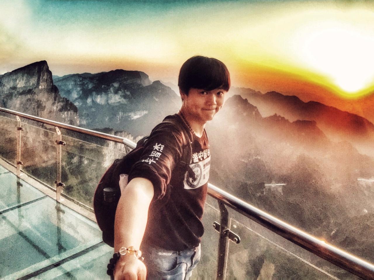 环游中国张智杰