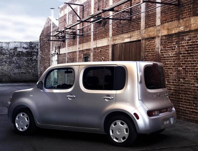 这台车设计的很不同就等它什么时候上市
