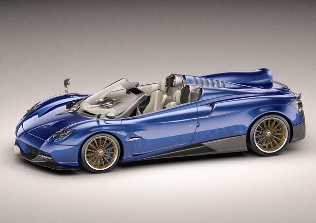 外媒公布世界上最貴的十臺天價車圖片
