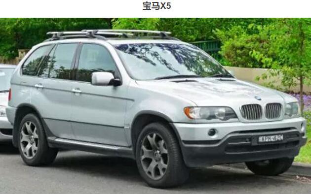 程碑意义,它是世界上第一台与轿车(5系)共享底盘的SUV.而同年