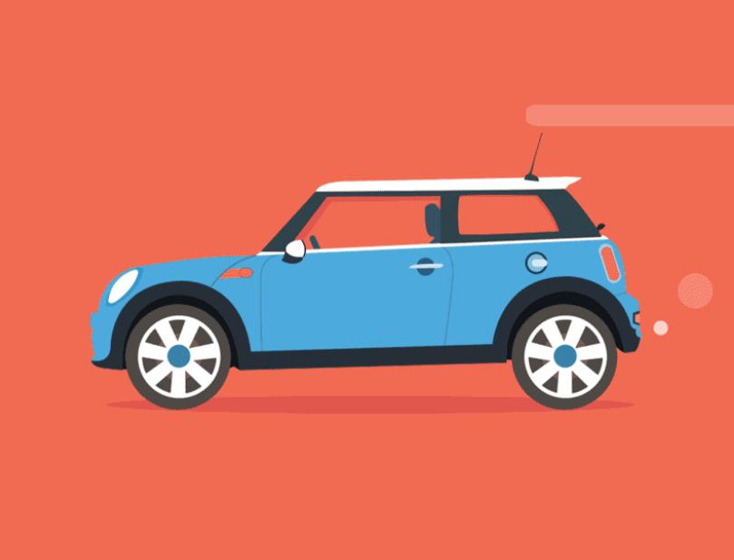 开车的小蜗