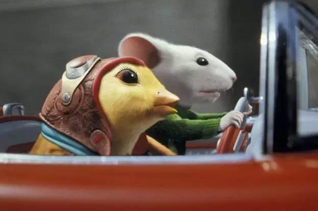 小白鼠斯图亚特是一只著名的3d老鼠,在《精灵鼠小弟》中它很希望有