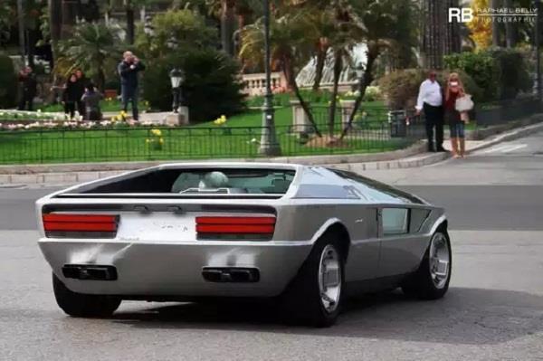 法国车设计奇葩?意大利概念车亮点太多足以震撼三观