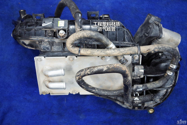 科鲁兹进气歧管单向阀起什么作用的?