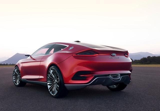 款概念车,堪比特拉斯汽车学徒之家 易起说图片