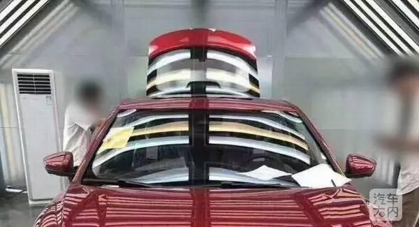 延续溜背轿跑油耗,实际MG6最详v油耗奔腾_全新13款解读b50风格汽车图片