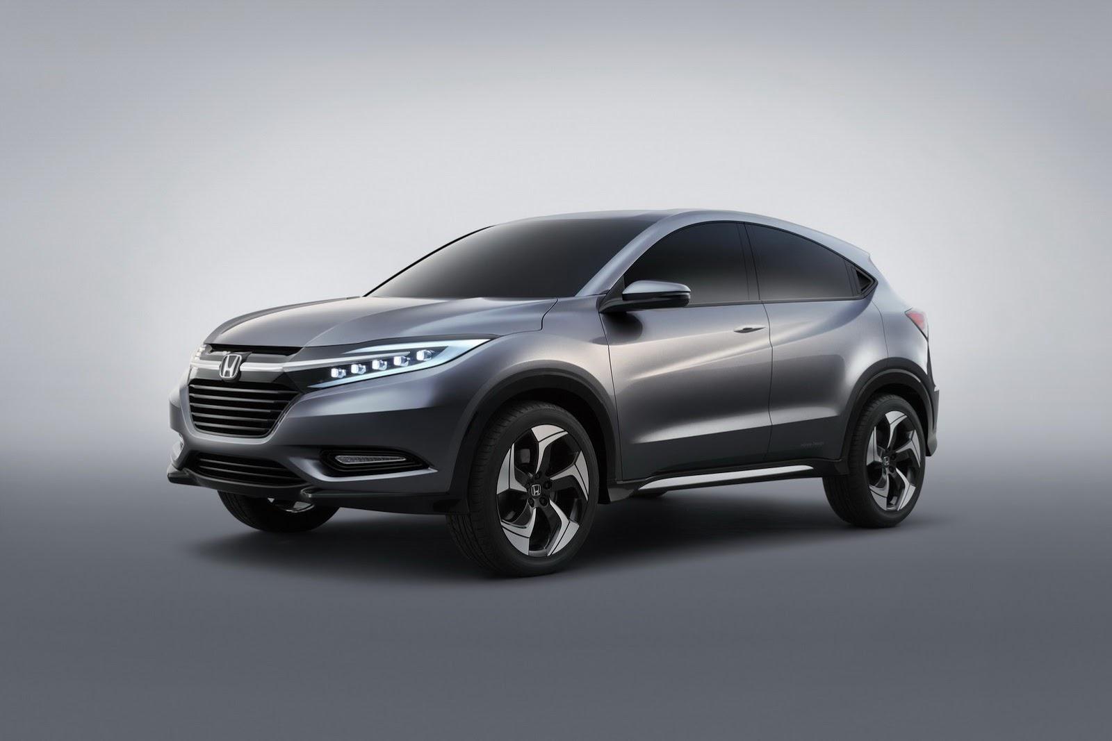 本田纯电动SUV概念车将在法兰克福车展亮相
