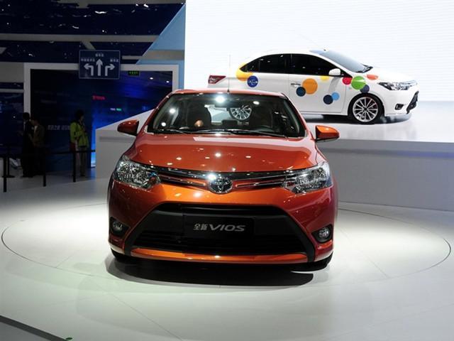 丰田8月销量5.8万辆,卡罗拉热销29500辆,威驰销量10500辆