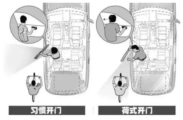超高安全型车身也不是万能的,这五条驾驶技巧避免90%车祸