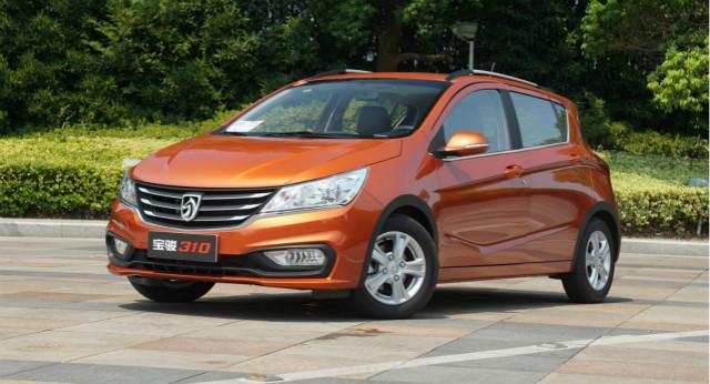 8月份小型轿车销量前十出炉,宝骏310踩在大众POLO肩膀之上!