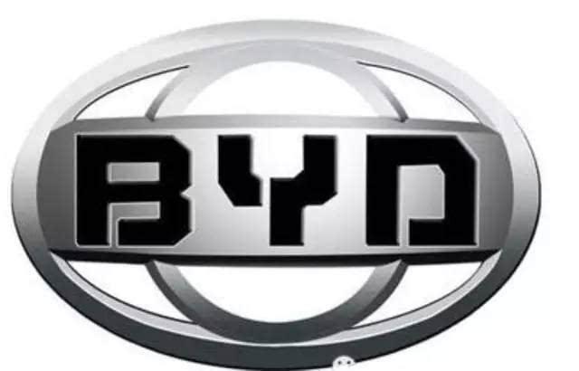 比亚迪要换新车标 这么脑洞大开的BYD车标高清图片