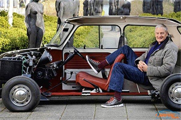 20亿英镑,学董明珠跨界造电动车高清图片