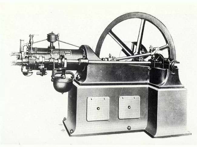 自制最简单的蒸汽机-喝酒 开车是个技术活