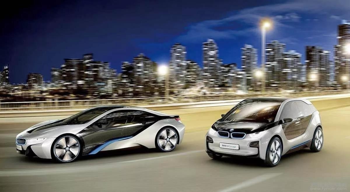 有电动才有未来,从奔驰宝马到大众本田各有大招