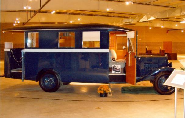 1931年雪佛兰的房车图片