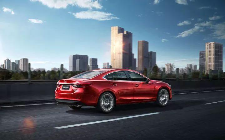 新品不竭涌入的运动中型车市场,阿特兹凭何成