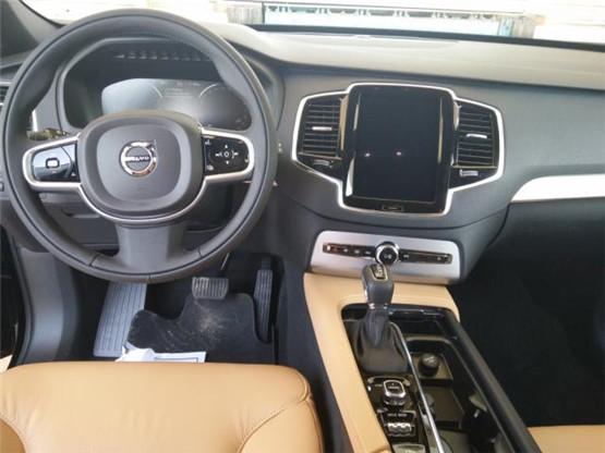 沃尔沃XC90油电混合2.0T感受自动驾驶科技高清图片