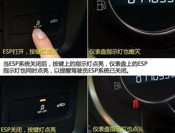 汽车仪表盘指示灯详细图解高清图片