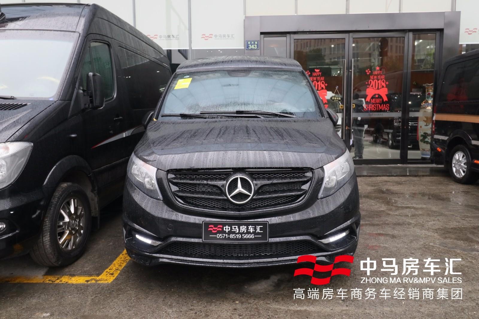 新款奔驰威霆 售29.38万起,不给GL8活路_易车