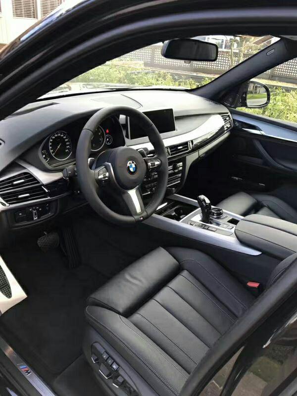 2018款宝马x5现车全面剖析图片