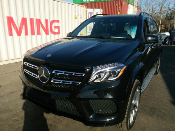2018款新款美版奔驰GLS550最新行情报价