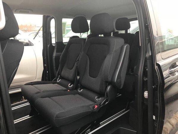 18款奔驰V250长轴版 时尚商务车惊喜升级-图6