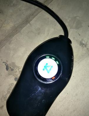 入手广汽传祺GE3后的首次充电测试