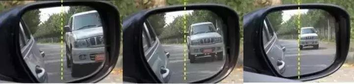 """""""后视镜""""你调对了么?蜀黍教你一招!"""
