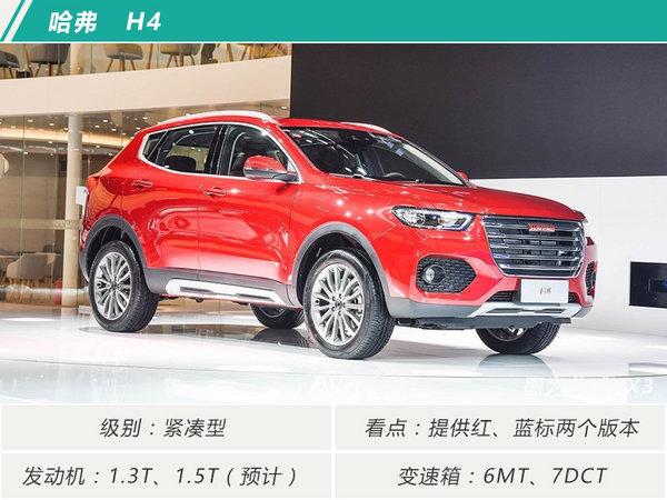 不到10万元即可买到 2018将上市10大低价SUV-图2