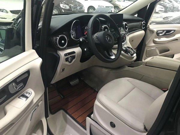新款奔驰V260高端商务 豪华改装配置顶尖-图4