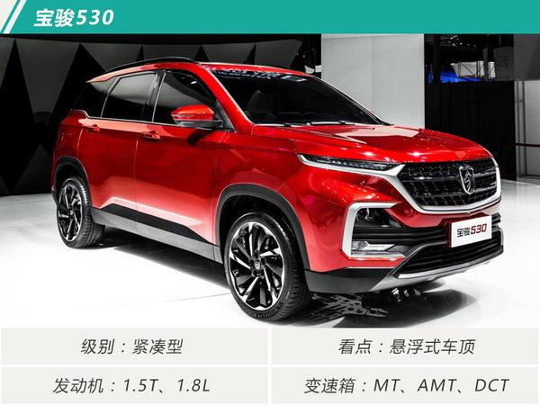 不到10万元即可搞定 2018将上市10大低价SUV-图3