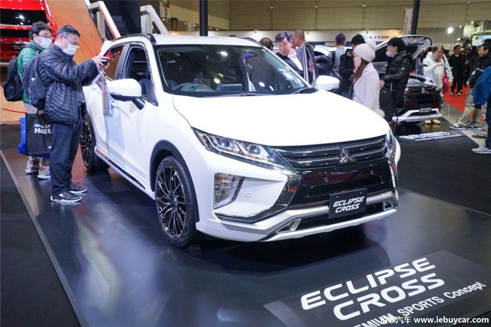 Eclipse Cross Premium Sports概念车