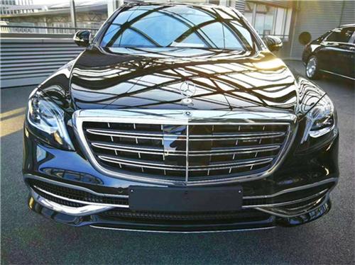 新一代18款奔驰S560加长豪华轿车接受预定