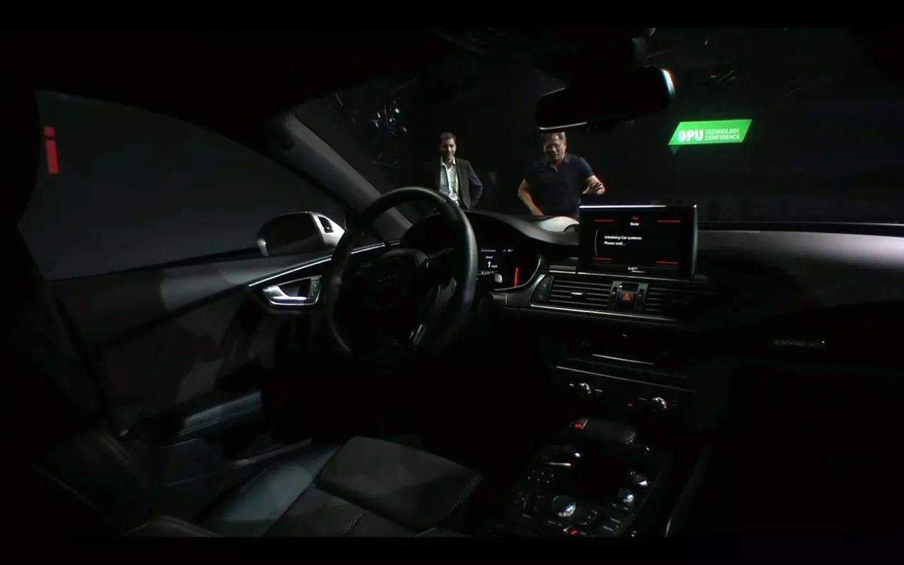 科技巨头英伟达杀入战团,自动驾驶指日可待?