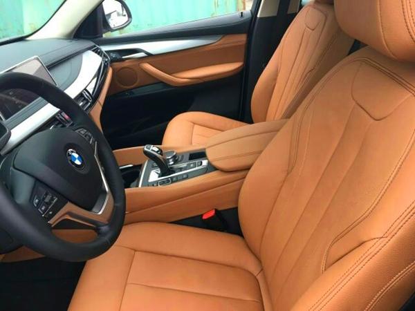 全新宝马X6注视上市带来前沿的智能科技 打开驾驶兴趣新维度