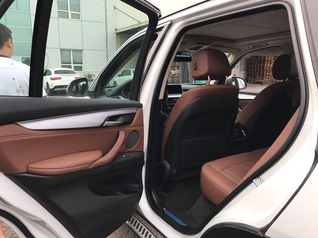 天津港保税区平行进口宝马X5高配置低价格原装进口