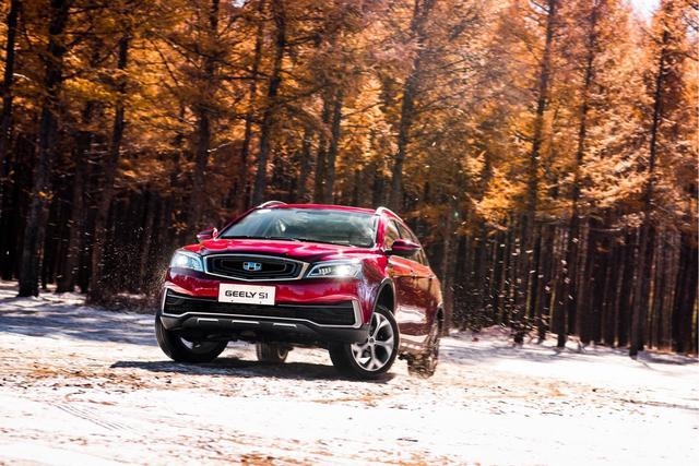 上市四十天销量过万,远景S1起步就超奔驰GLA,本田XR-V,传祺GS3