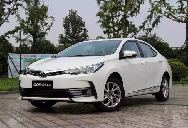 2017年最好卖的十款轿车出炉,有一款国产车差点上榜!