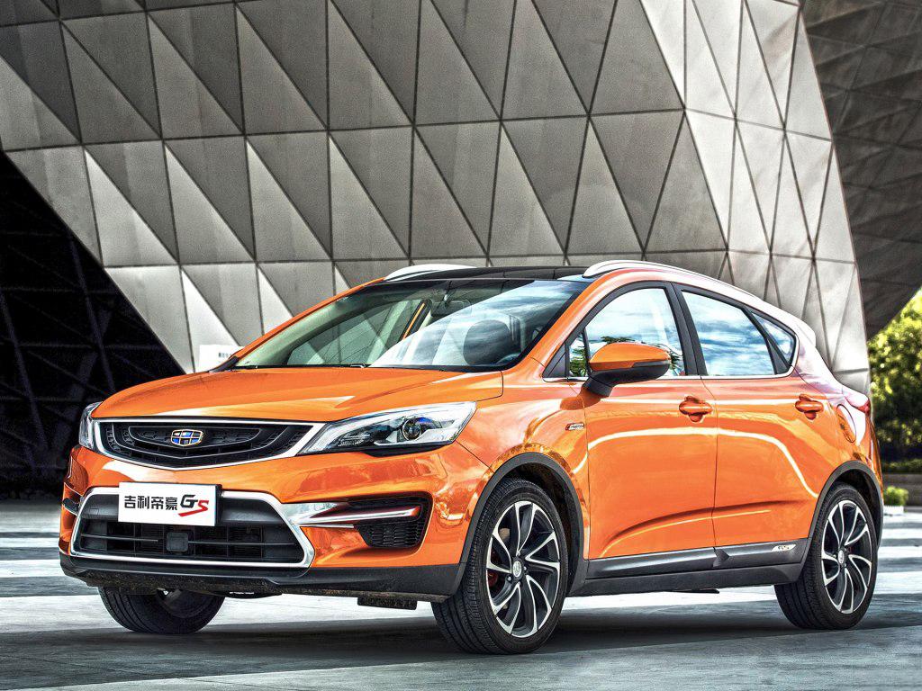 吉利帝豪GS增加纯电动车型