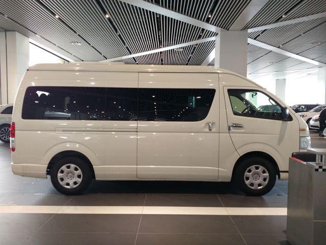17款海狮2.7L 15座商务车年末促销价格
