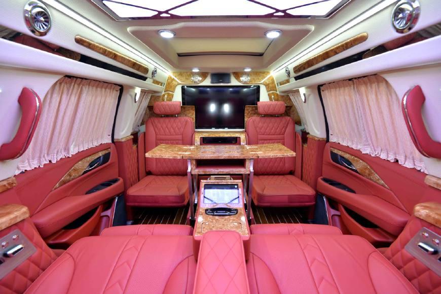 凯迪拉克总统一号价格 美国顶级时尚豪华商务