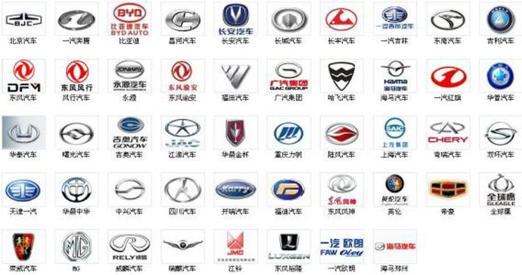 国产车品牌大全_中国合资汽车品牌有哪些-汽车合资品牌都有哪些