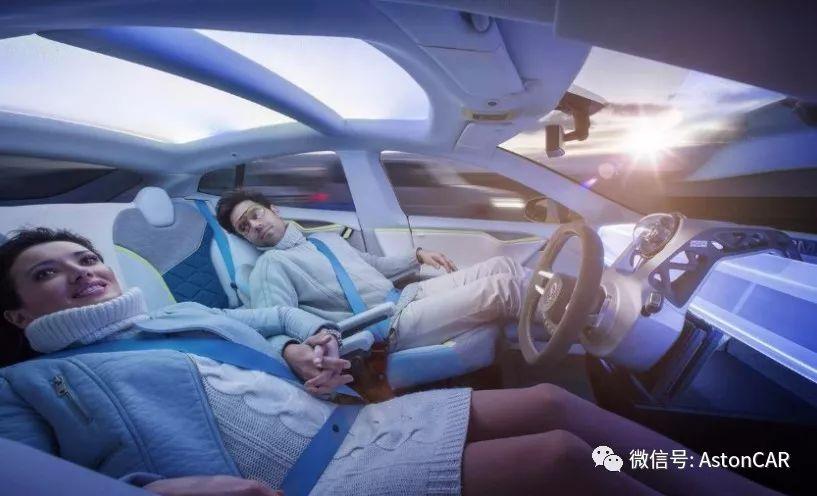 今年CES的黑科技,展现了一幅怎样的未来汽车蓝图彩日流辉迎凤辇