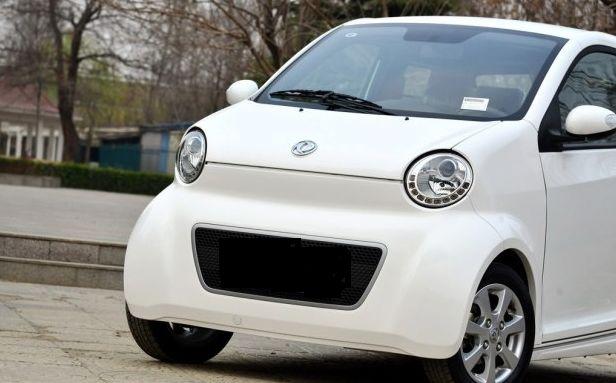暴利!東風袖珍電動車要價16萬!還沒F0大?