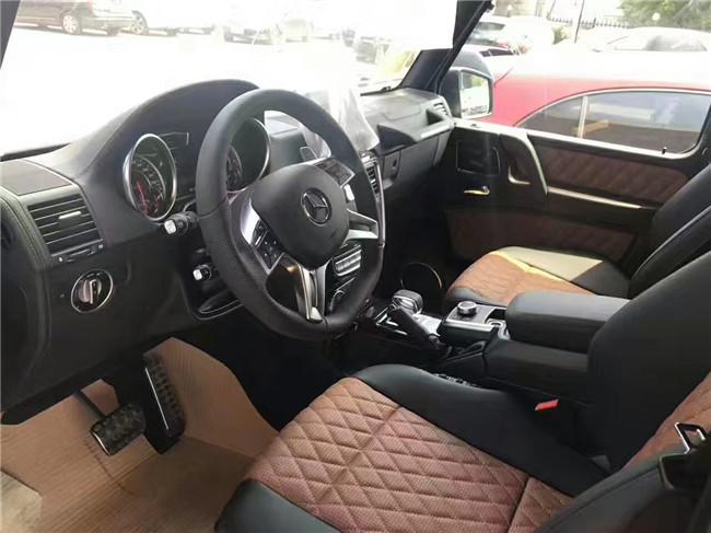 奔驰G65 AMG 垫付越野粉丝狂欢节优惠出售