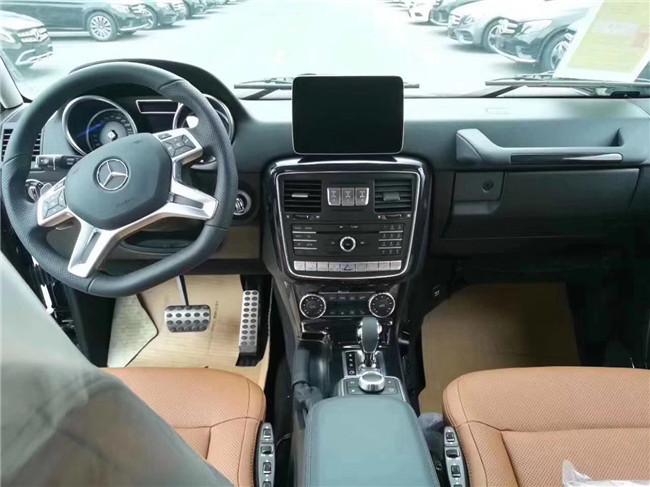 奔驰G500 赋予你的最高越野荣誉 可全国上牌