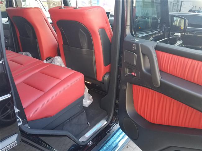 奔驰G500 高配越野性能 为越野而奔 袭来特价狂潮
