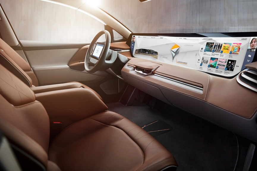 一篇文章让你看懂拜腾的超大屏到造车新势力的套路